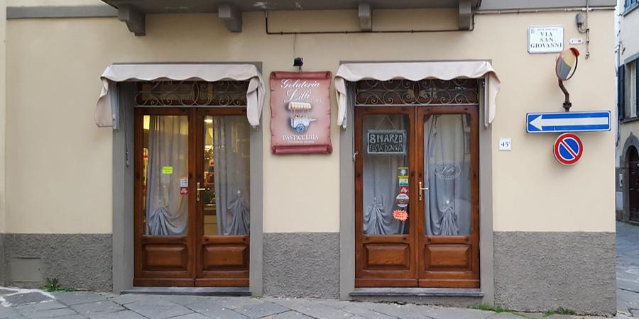 Gelateria Pasticceria Lilli - Via San Giovanni, 45/B - Pieve Fosciana (LU)